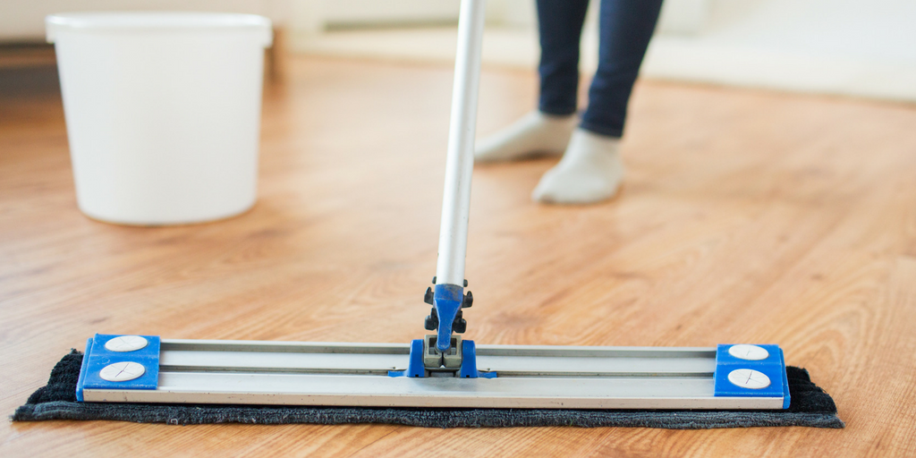 Simple Effective Floor Cleaning Tip Dwellings Decor